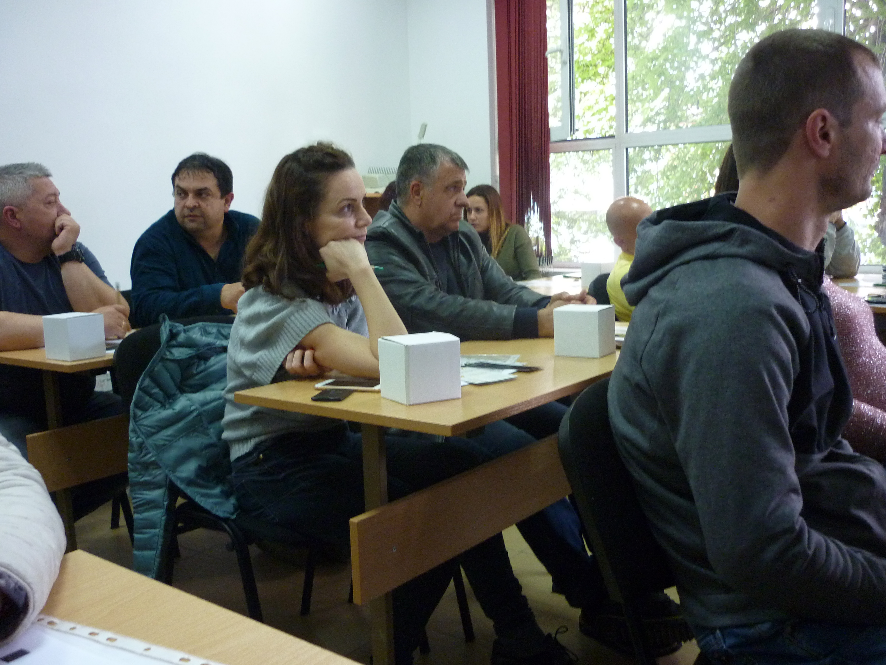 Mentoring for start-ups was held on May 17, 2019 in the city of Gabrovo